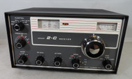 RL Drake 2-C, 5 Band Amateur Receiver 3 to 30 mhZ, in Excellent Condition S/N 2410