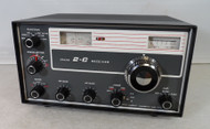 RL Drake 2-C, 5 Band Amateur Receiver 3 to 30 mhZ, in Excellent Condition S/N 2791