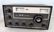 RL Drake 2-C, 5 Band Amateur Receiver 3 to 30 mhZ, in Good Condition S/N 0032