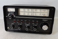 RL Drake 2-B, Communications & Amateur Receiver 3.5 to 30 mhZ, in Good Condition, Needs Crystals  S/N 3378