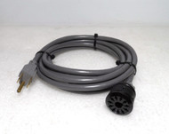 Collins  Power Cord for 75S-1,2,3 Receivers with 11 pin Female Octal plug