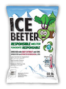 ICE BEETER® RESPONSIBLE CMA ICE MELT 50LB BAG