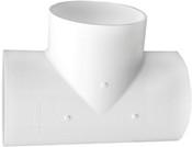 "10"" PVC TEE SLIP SCH 125 (PF 12501-100)"