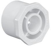 "10""X8"" PVC RED BUSH SCH 125 (PF 12537-628)"