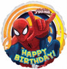 Happy Birthday Ultimate Spiderman 18 Inch Foil Balloon