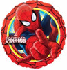 Spiderman Action 18 Inch Foil Balloon