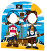 Pirate Friends Photo Prop Hire