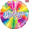 Bon Voyage 18 Inch Foil Balloon