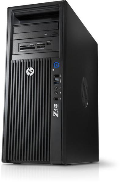 HP Z420 Refurbished Computer Workstation