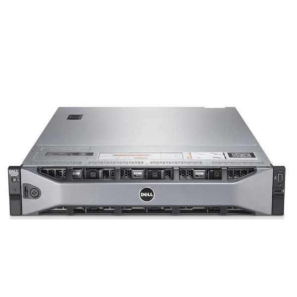 Dell PowerEdge R710 refurbished server - front view