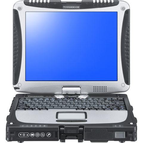 Panasonic ToughBook CF-19KHRAX2B Display View