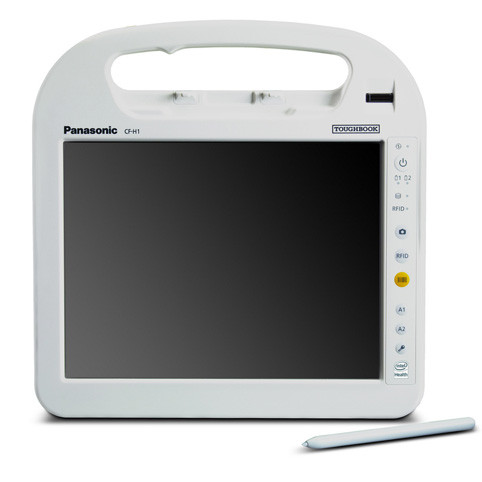 "Panasonic ThoughBook CF-H1 Core 2 Duo 10.4"" Refurbished Laptop"