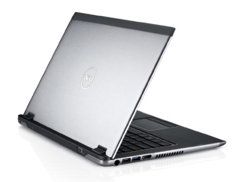 Dell Vostro Laptop Ultrabook - Back