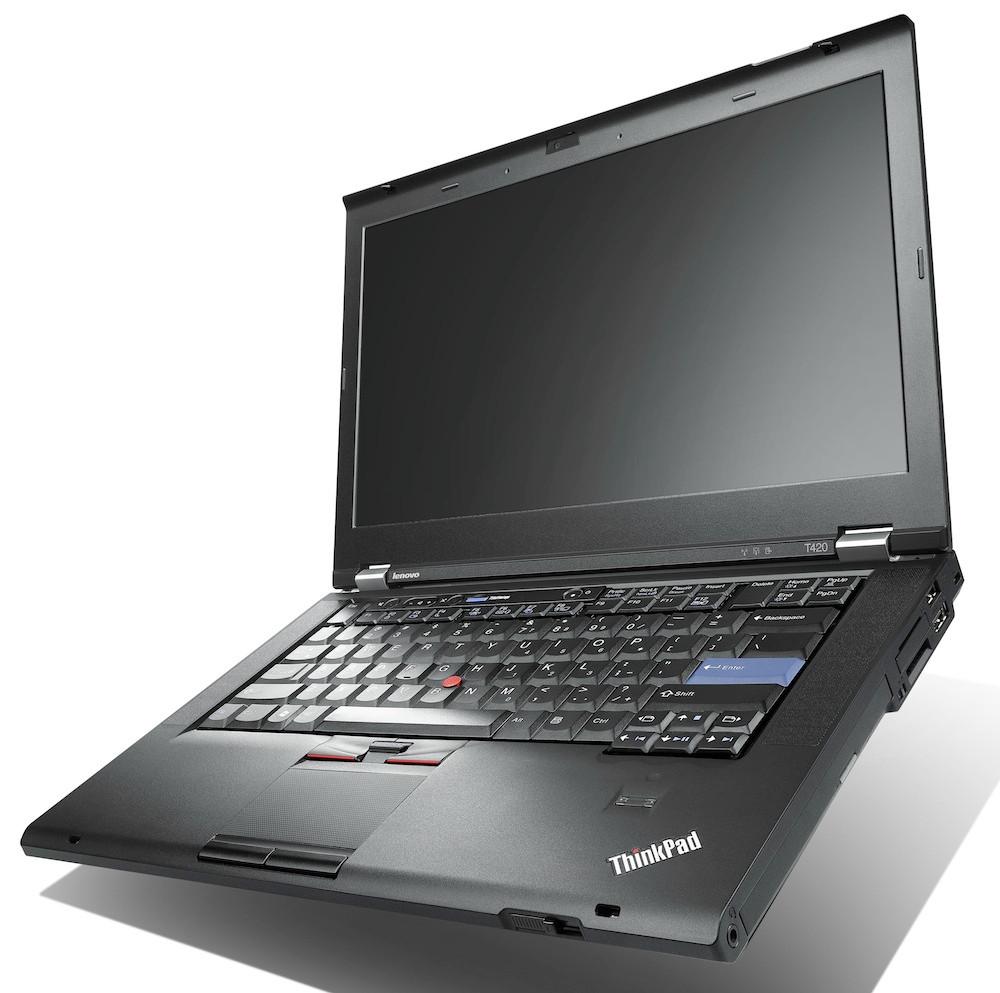 Lenovo Thinkpad T420S - Side view