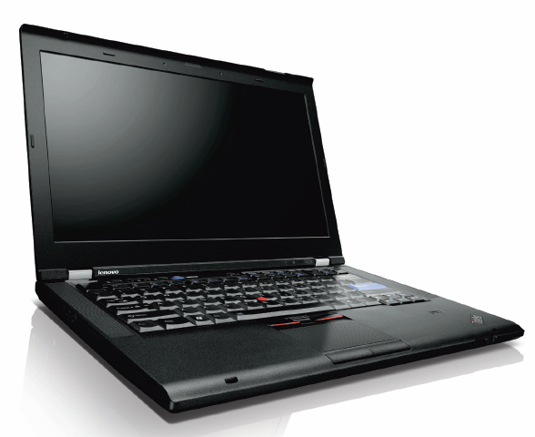 Lenovo Thinkpad T420S - Side view (left)