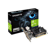 Brand new nVidia GeForce GT 710 - 2GB GDDR3 fast graphics card