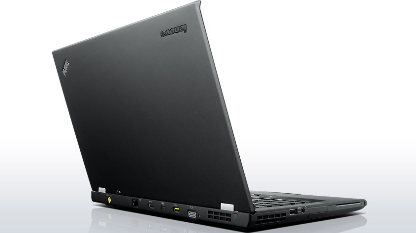 Lenovo t430S Back View