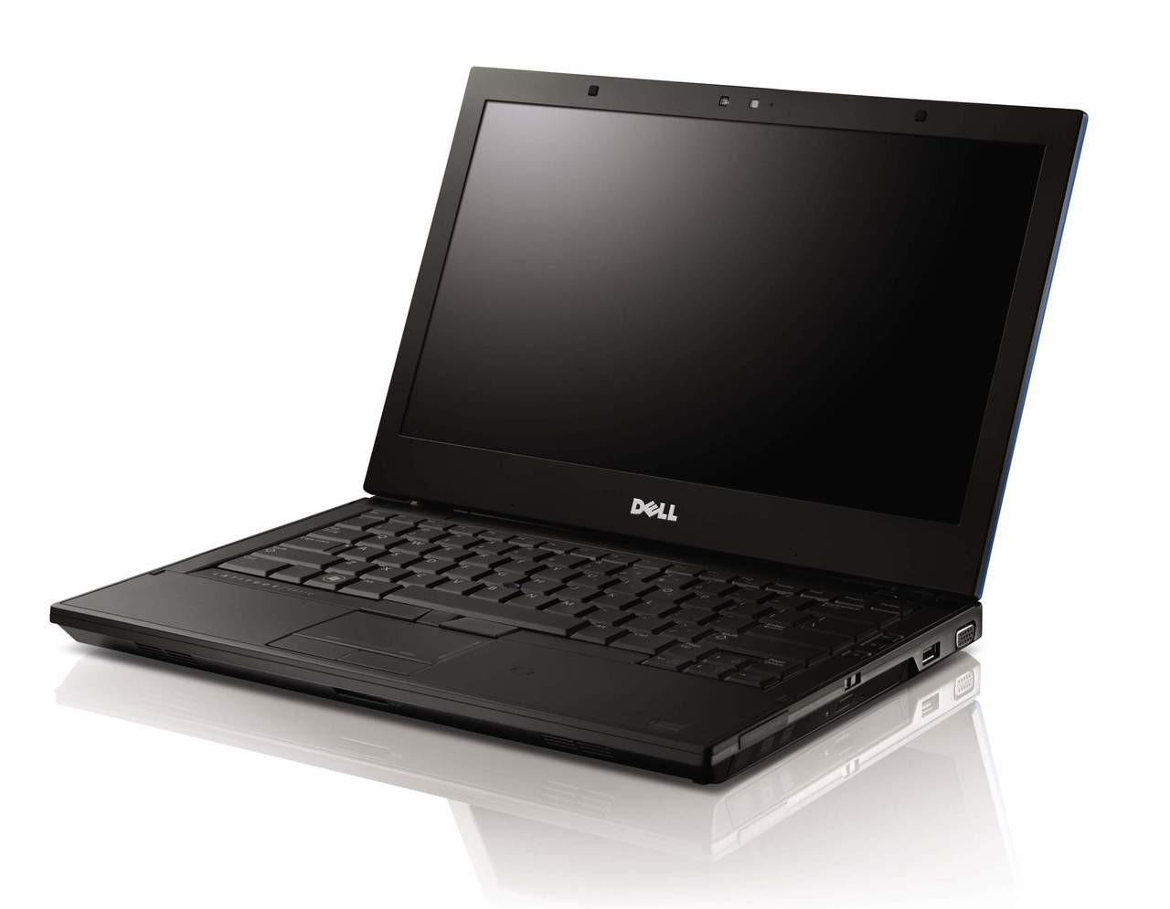 Dell Latitude E4310 - Side Display View