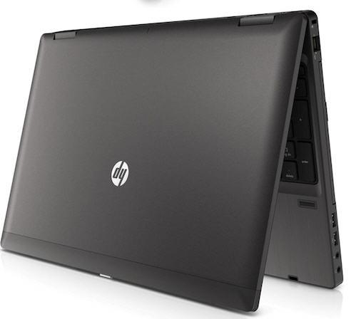 HP ProBook 6560B Laptop Core i5 CPU - Closed View