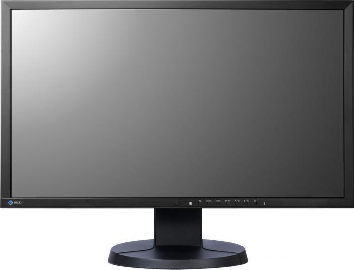 Ezio EV2336W LED/LCD Monitor - Screen display view