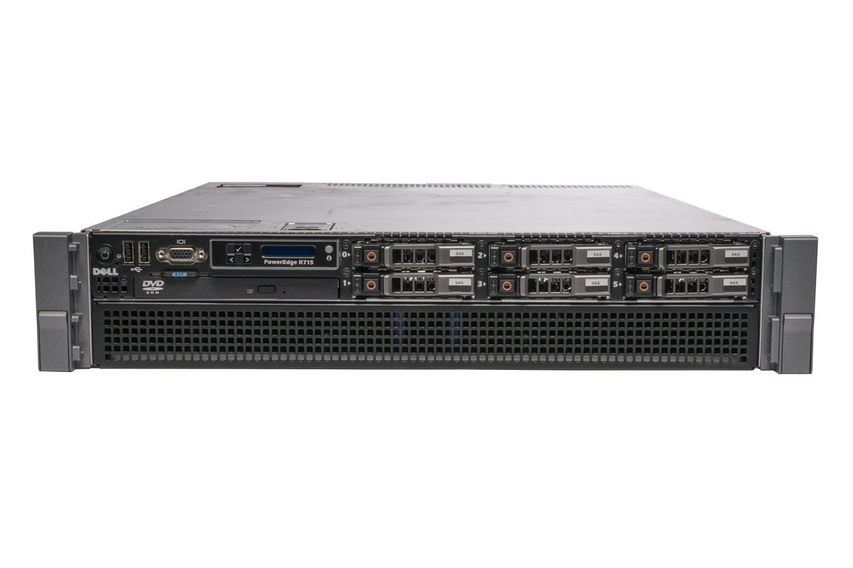 Dell PowerEdge R715 - No Face Plate
