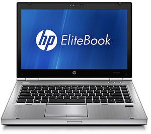 HP Elitebook 8470p Display View