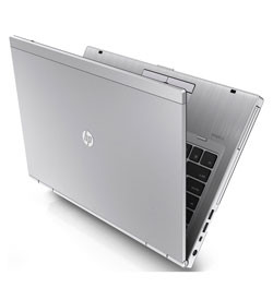 HP Elitebook 8470p Closed View
