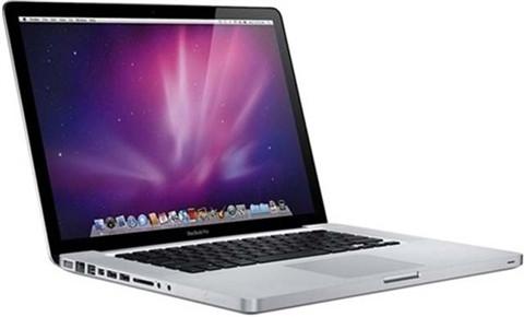 MacBook Pro - Display view