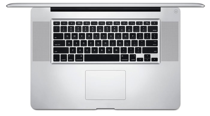 MacBook Pro - Keyboard Interface