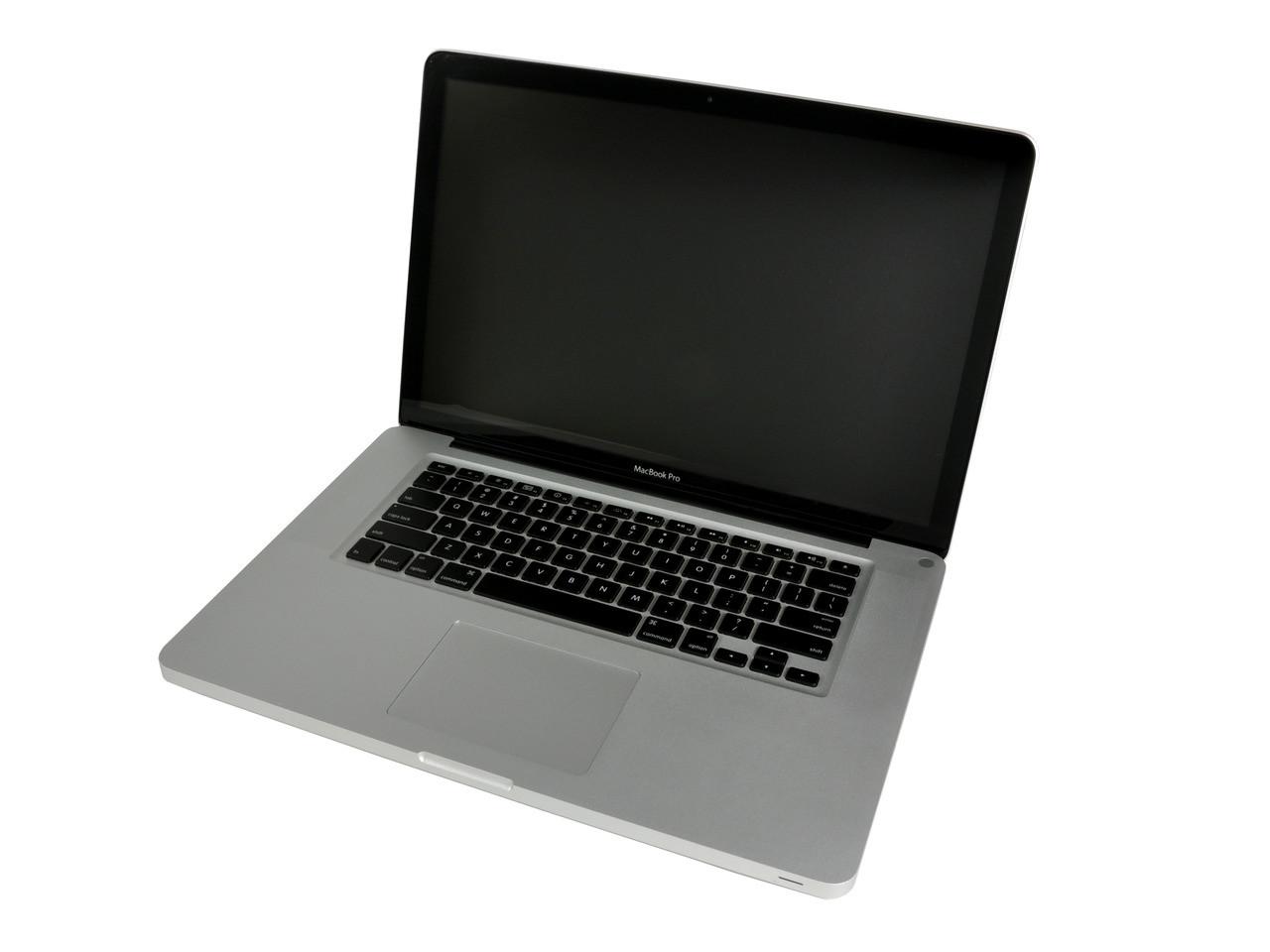 MacBook Pro Display View