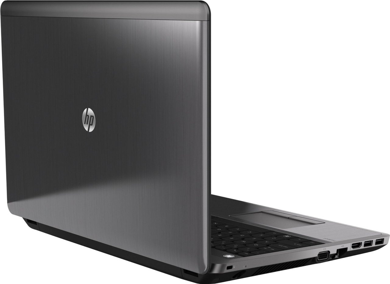Hp Probook 4540S Back Cover Open View