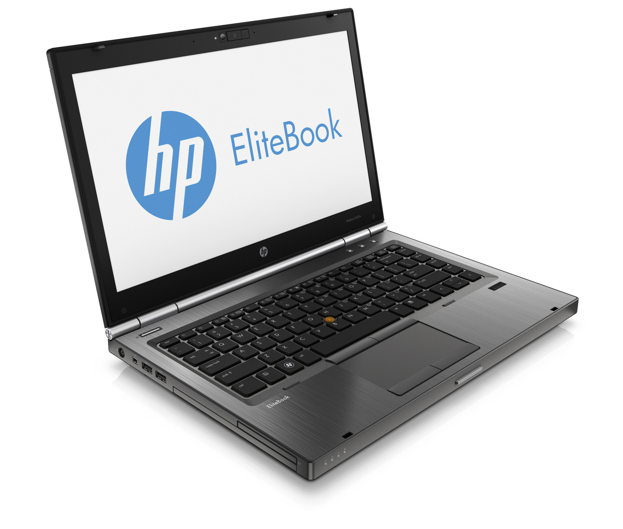 Hp Elitebook 8740w Side View