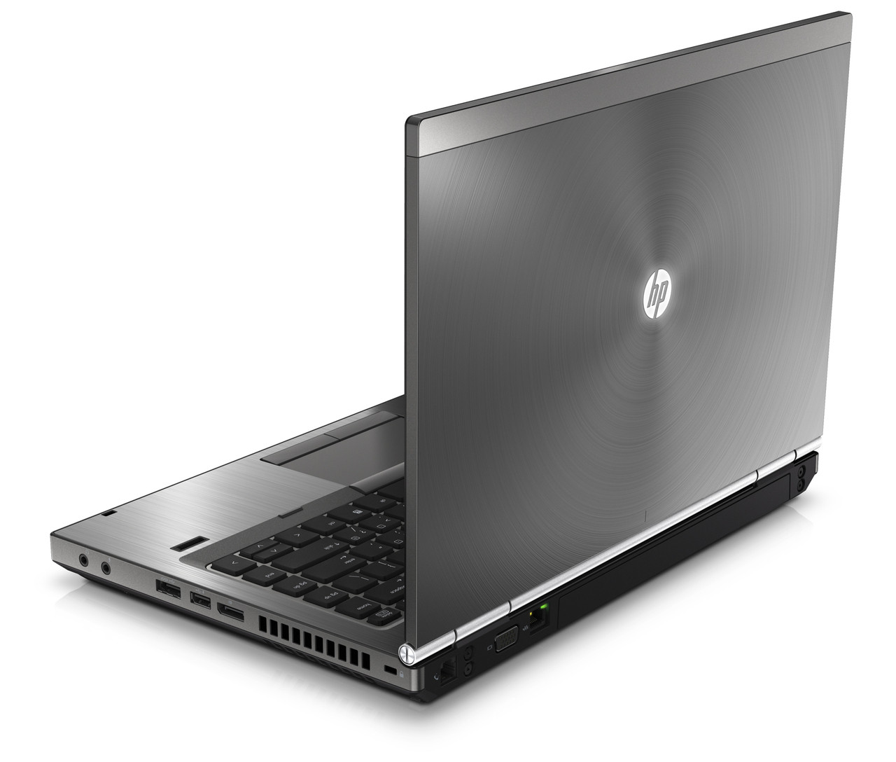 Hp Elitebook 8740w Open Back View