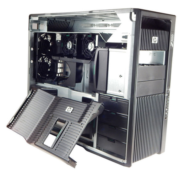 HP Z800 Case Chassis Assembly