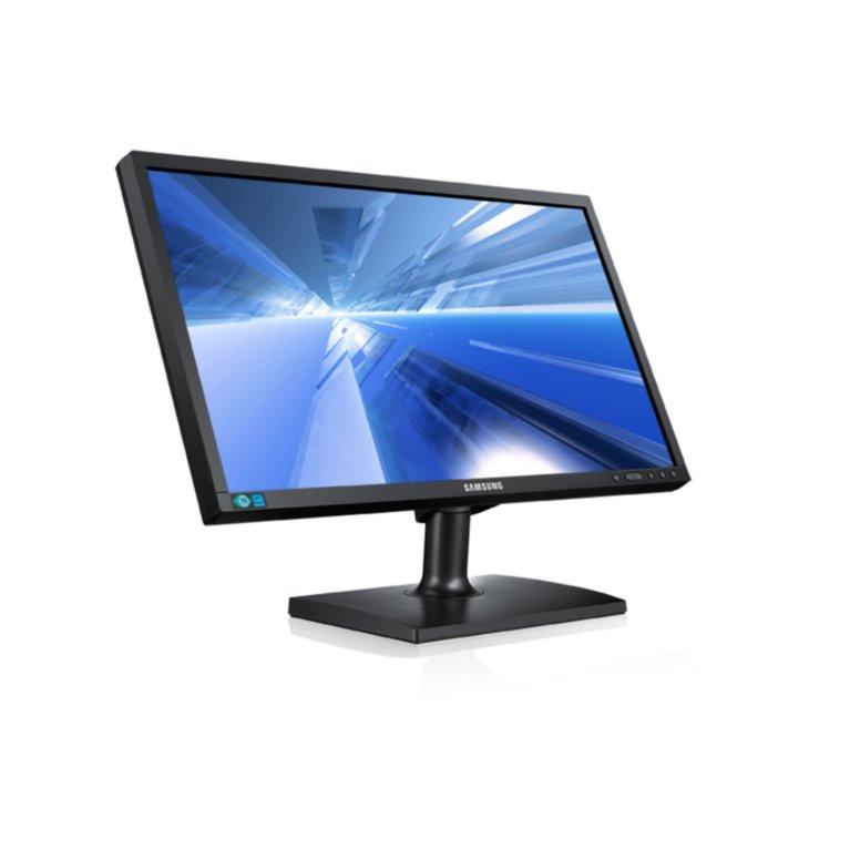 "24"" Samsung S24C450  Full HD LCD TFT Monitor ( upward facing Monitor )"