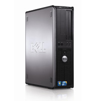 Dell Optiplex 380 Core 2 Duo DT Right View