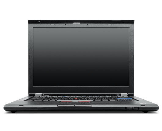 Lenovo T420S - Front view