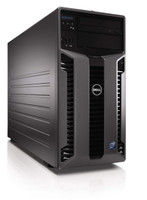 Dell Poweredge T710 Tower Server - front left side view