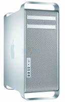 Apple- Power Macintosh- Intel Xeon Quad Core 2.66- Mac-Tower-Front view
