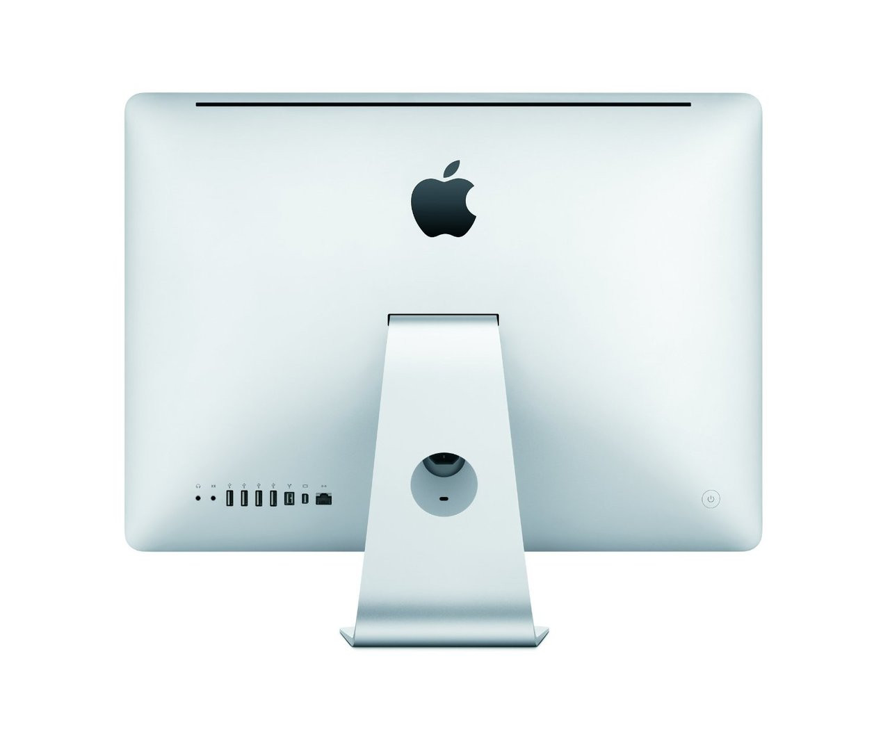 Apple-iMac-Core i3-21.5-Inch-A1311-back view