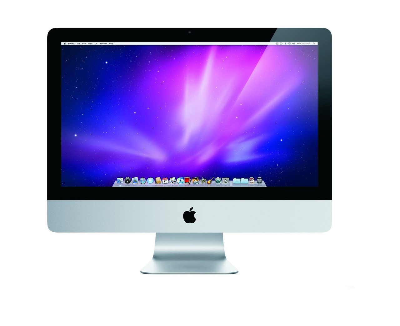 Apple-iMac-Core i3-21.5-Inch-A1311-front view