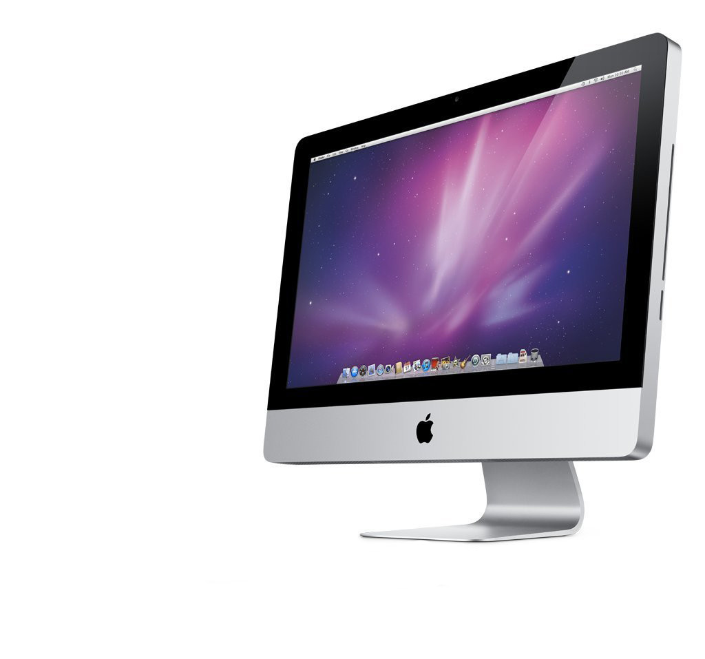 Apple-iMac-Core i3-21.5-Inch-A1311-side view
