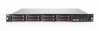 HP ProLiant DL360 G7 1U Rackmount Server - Front view