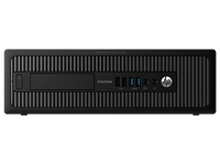 HP 800 G1 USFF Front view