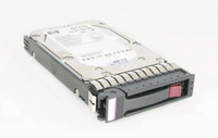 "HP 300GB 15K 3.5"" SAS Hard Drive 601775-001 - FRONT VIEW"