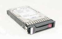 """HP 300GB 15K 3.5"""" SAS Hard Drive 601775-001 - FRONT VIEW"""