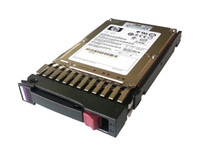 HP 300GB 2.5'' SAS 15K Hard Drive 627114-002 EH0300FBQDD 507129-020- FRONT VIEW