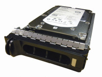 Dell 300GB 3.5'' SAS 15K Hard Drive YT953 YP778 GP880 G9146 - front view