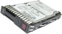 HP 300GB 2.5'' SAS 10K Hard Drive 641552-001 - FRONT