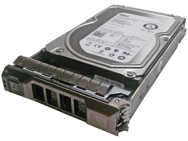 Dell 300GB 3.5'' SAS 15K Hard Drive F617N - 9fl066-150 - FRONT VIEW